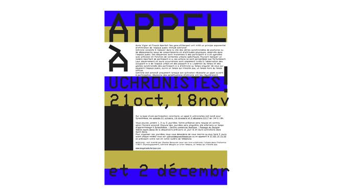 Annie Vigier et Franck Apertet (les gens d'Uterpan) - Synesthésie