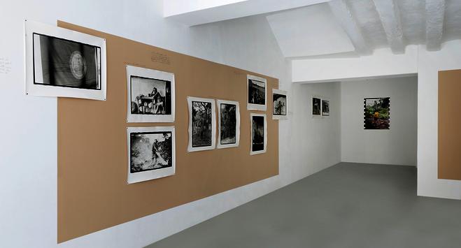 Les choses qui échappent - Galerie Dohyang Lee