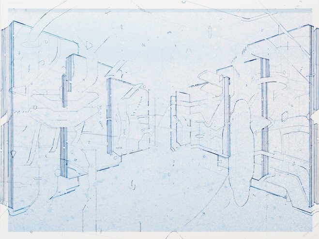 Keita Mori - Galerie Catherine Putman