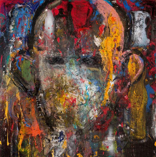 Jim Dine - Daniel Templon Gallery