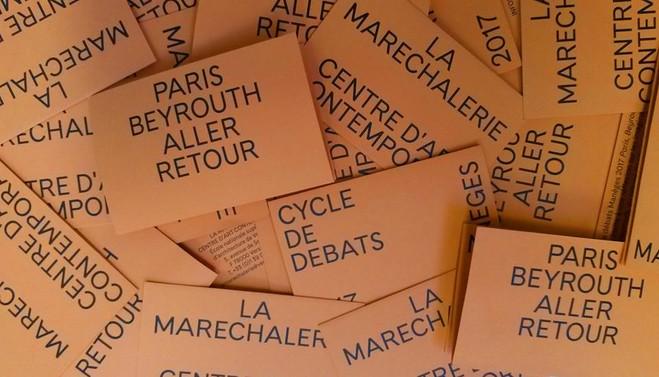 Paris, Beyrouth Aller-retour—II - La Maréchalerie
