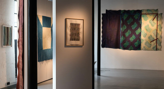 Supports / Surfaces - Galerie Dutko Ile St. Louis