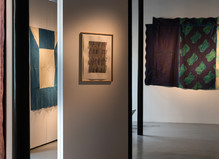 Supports / Surfaces - Dutko Ile St. Louis Gallery