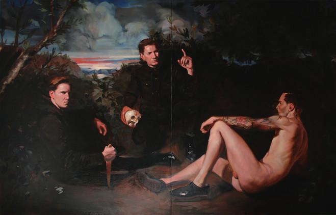 Jean-Baptiste Boyer - Galerie Laure Roynette