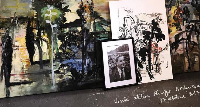 Philippe Borderieux - Galerie la Forest Divonne