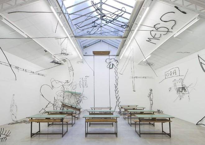 Petrit Halilaj - Galerie Kamel Mennour