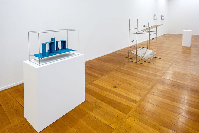 Waltercio Caldas - Galerie Xippas