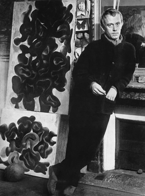 Simon Hantaï - Galerie Jean Fournier