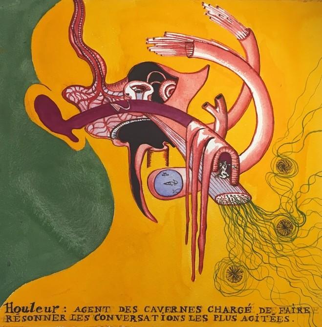Exposition Au jour d'Hui - Galerie G-P & N Vallois