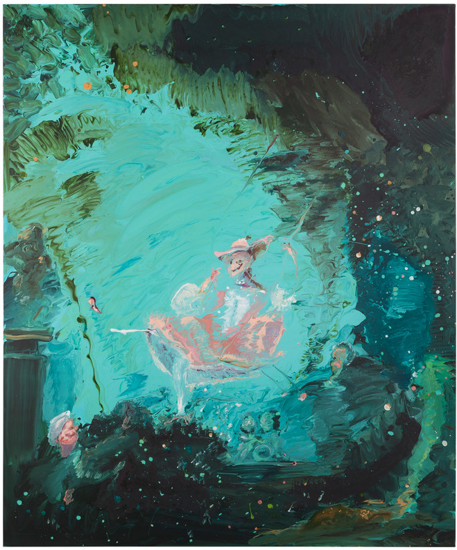 Genieve Figgis - Galerie Almine Rech