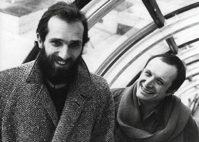 Renzo Piano et Richard Rogers - Centre Georges Pompidou