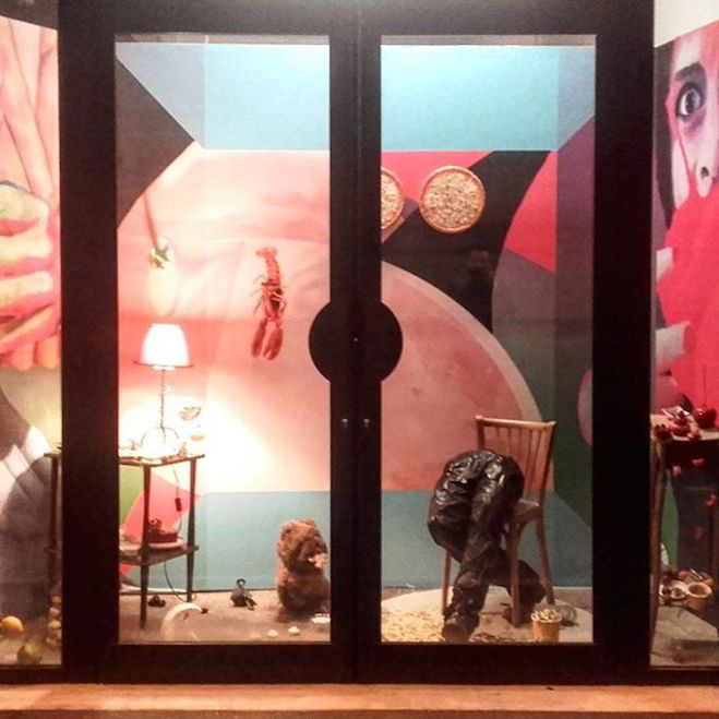 Chmoke - CAC La Traverse, Centre d'art contemporain d'Alfortville