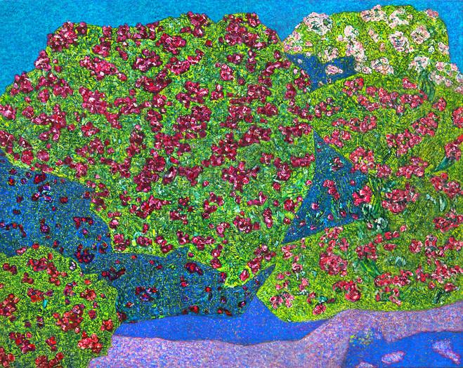 Vincent Bioulès - Galerie la Forest Divonne