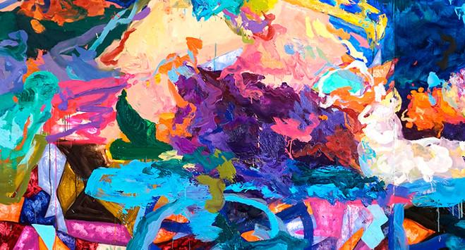 Miryam Haddad : Désordres - Galerie Art : Concept