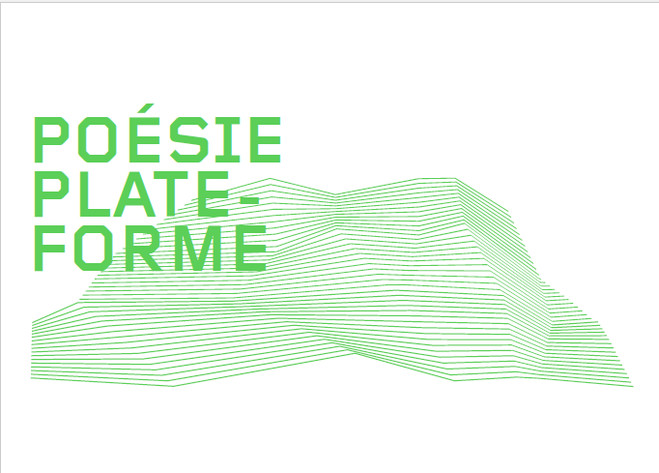 Poésie Plate-forme - Fondation d'entreprise Ricard