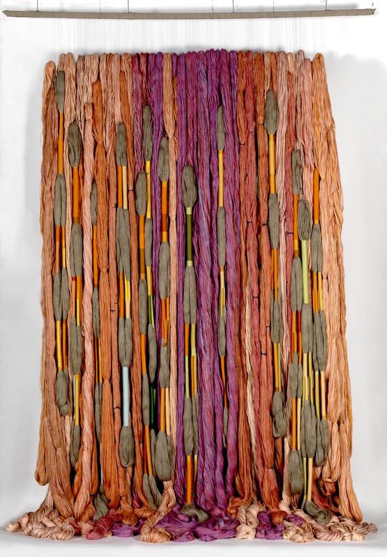 Sheila Hicks - Centre Georges Pompidou