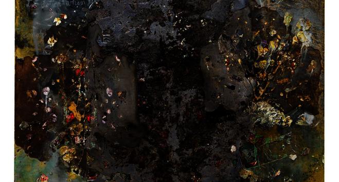 Anselm Kiefer - Galerie Thaddaeus  Ropac Paris Pantin