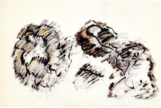 Henri Michaux - Galerie Lelong & Co