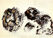 Henri Michaux - Lelong & Co Gallery
