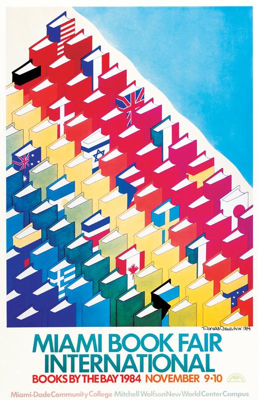 Le livre dans l'affiche - Espace d'art contemporain Camille Lambert