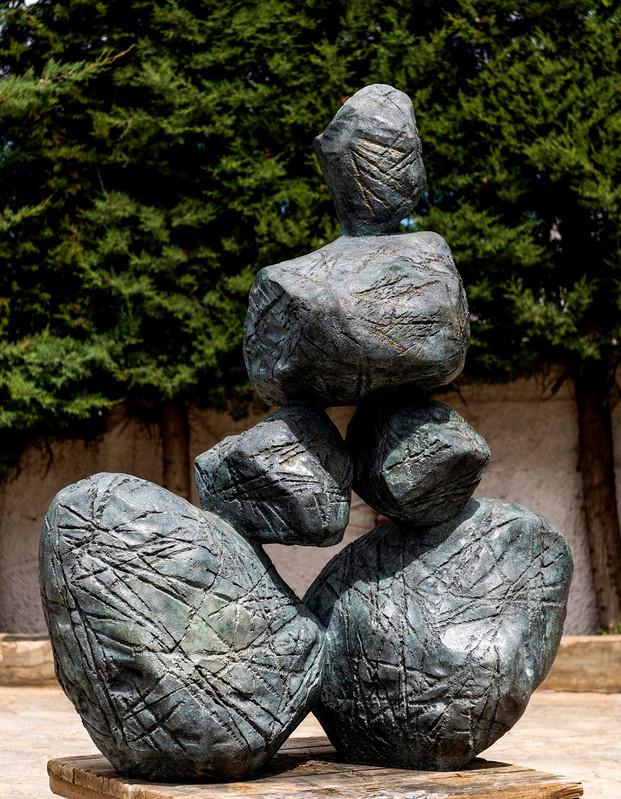 MA Desheng—Entre ciel et terre - A2Z Art Gallery