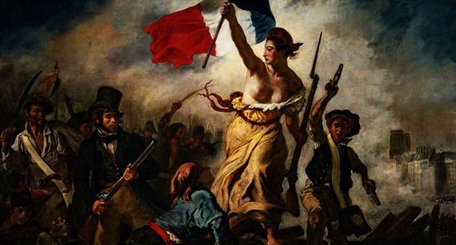 Delacroix - Le Louvre