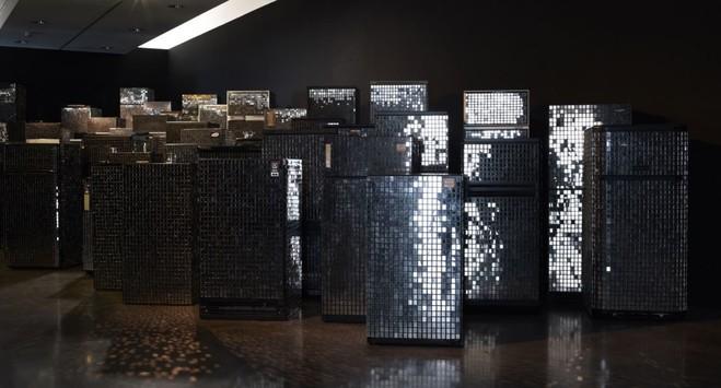 Kader Attia - MAC VAL Musée d'art contemporain du Val-de-Marne