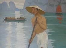 Peintures des lointains - Musée du quai Branly
