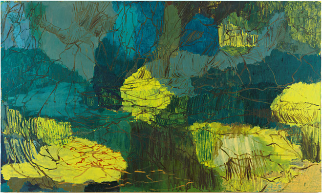 Per Kirkeby - Almine Rech Gallery
