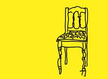 La chaise vide - Villa Belleville