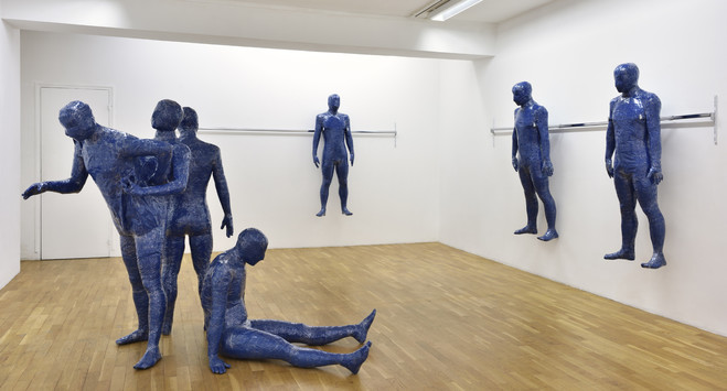 Florent Lamouroux - Galerie Isabelle Gounod
