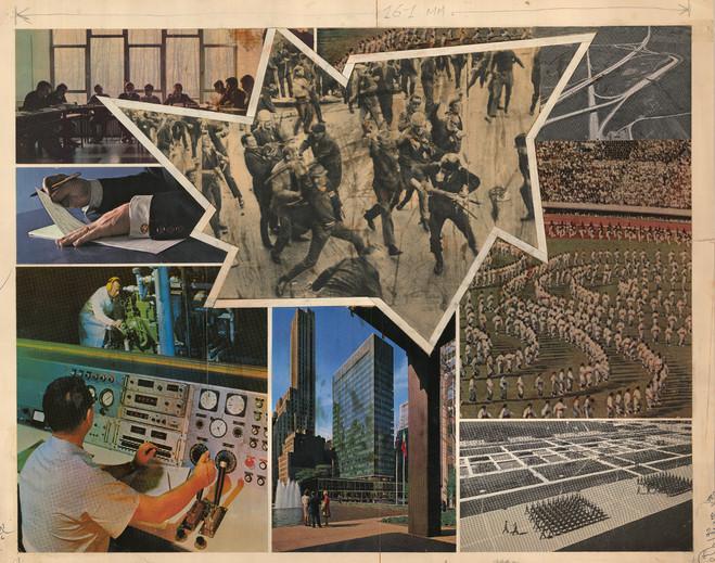 Mai 68 - Cité de l'architecture et du patrimoine