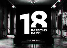 Parsons Paris 2018 — Graduation exhibition - Mona Bismarck American Center