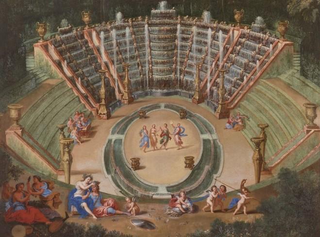 Jean Cotelle 1646-1708 - Château de Versailles