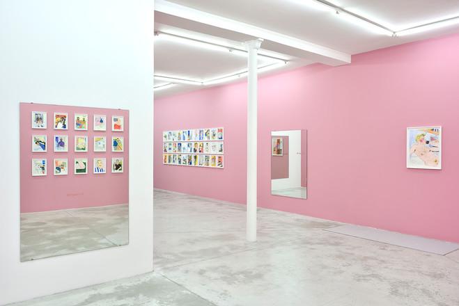 Soufiane Ababri - Praz-Delavallade Gallery