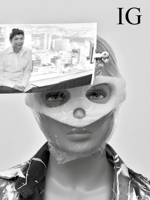 Initiales/La Revue : Isa Genzken - Fondation d'entreprise Ricard