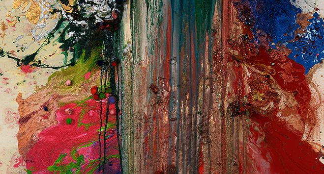 John M Armleder - Galerie Almine Rech