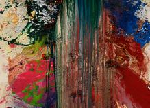 John M Armleder - Almine Rech Gallery
