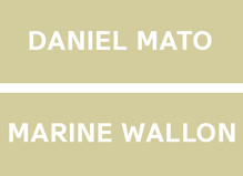 Daniel Mato et Marine Wallon - Galerie municipale  Jean-Collet