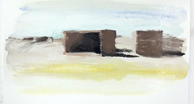 Philippe Cognée - Galerie Oniris — Rennes
