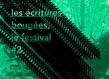 Les écritures bougées, le festival #2 - CAC La Traverse, Centre d'art contemporain d'Alfortville