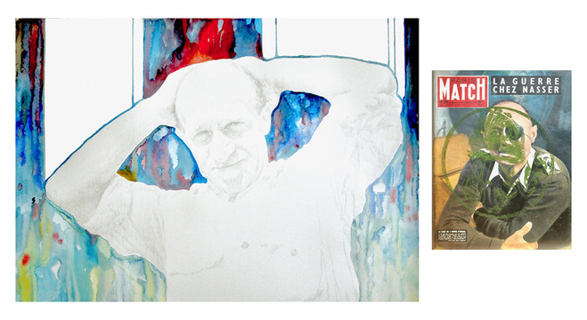 Martin Ferniot - Galerie Isabelle Gounod