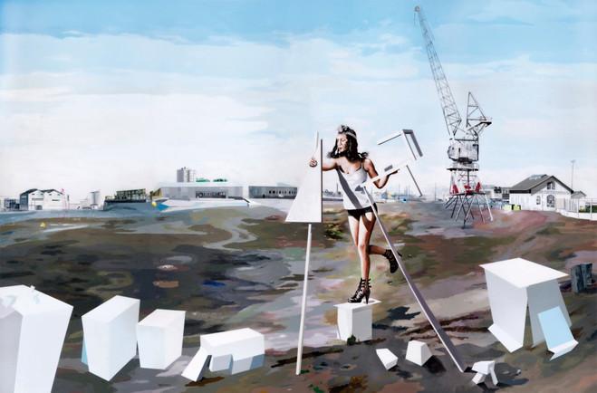 Muriel Rodolosse - Galerie municipale  Jean-Collet