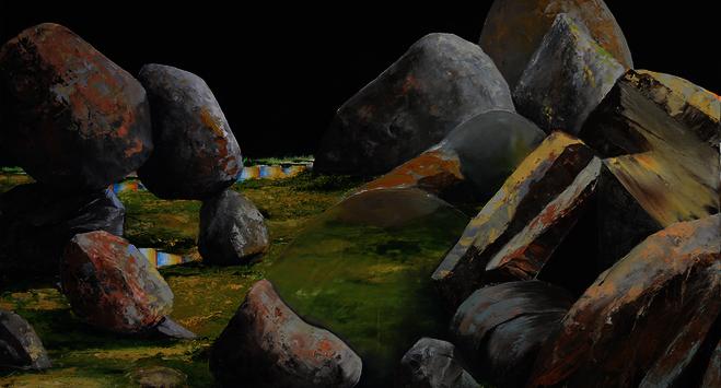 David Lefebvre + Artistes de la Galerie - Galerie la Forest Divonne