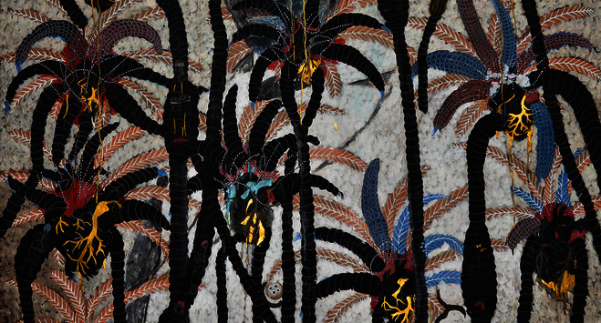 Omar Ba - Galerie Templon