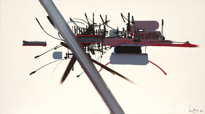 Georges Mathieu - Galerie Templon