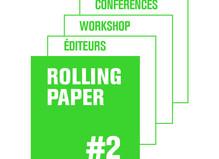 Rolling Paper #2 - Le BAL