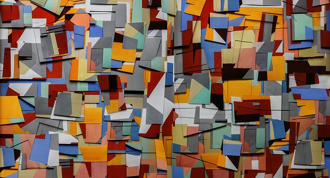 Vik Muniz - Galerie Xippas