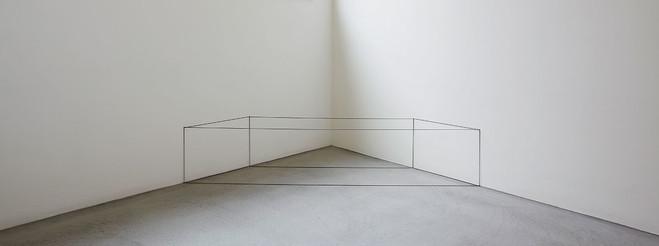 Fred Sandback - Galerie Marian Goodman