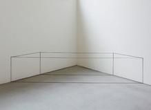 Fred Sandback - Marian Goodman Gallery